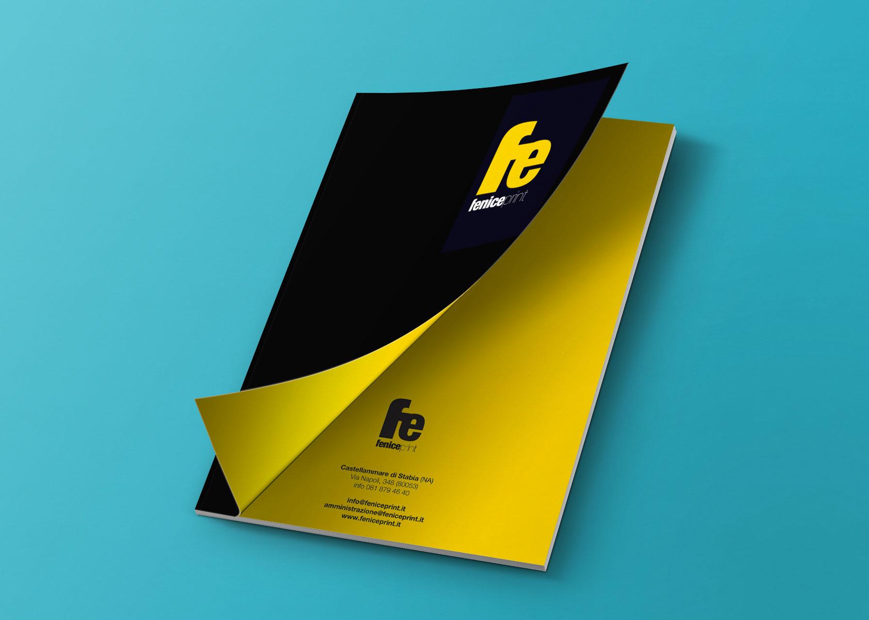 formati brochure